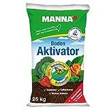 MANNA Boden Aktivator 25 kg Bodenaktivator Naturdünger