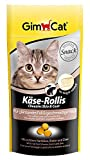 GimCat Käse-Rollis Skin and Coat, 3er Pack (3 x 40 g)