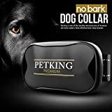 No Bark Dog Collar - Anti Bark Device for Small Medium Large Dogs