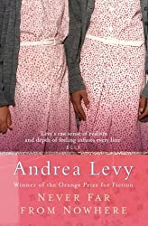 Never Far From Nowhere by Andrea Levy (1996-08-08)