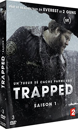 TRAPPED saison 1, DVD/BluRay