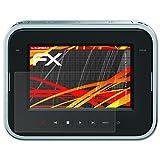 atFoliX Folie für Blackmagic Design Cinema Camera (PL/EF/MFT) Displayschutzfolie - 3 x FX-Antireflex-HD hochauflösende entspiegelnde Schutzfolie