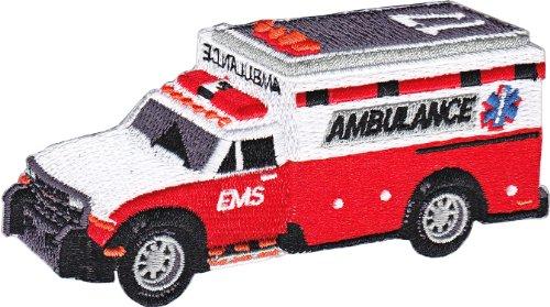 C&D Visionary Inc. Application Rescue Ambulance Patch