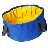 perfk Katzenpool Hundepool, tragbar und faltbar, Swimmingpool Badewanne Planschbecken für Hunde...