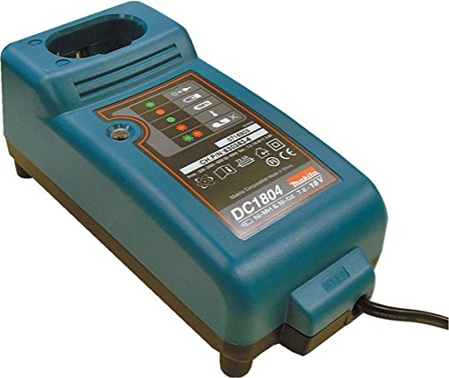 Makita DC1804T DC1804T Battery Charger Set, Multicolour