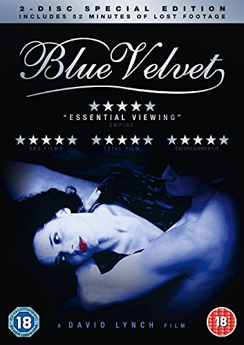 Blue Velvet Special Edition inc Unseen Footage [DVD] (Exclusive to amazon.co.uk) [UK Import] (Inc Exclusif)