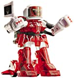 Tomy - T60800 - Radio Commande - Robot - Battroborg - Rouge/Blanc