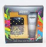 Zippo Profumi Pop Zone Pour Homme Eau de Toilette Ml.40 + All Over Body Shampoo Ml.100