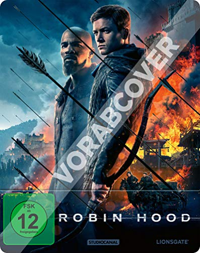 Robin Hood - SteelBook Edition [Blu-ray]