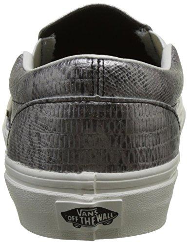 Vans Classic Slip-On- Sneaker Unisex Adulto Multicolore (Disco Python)
