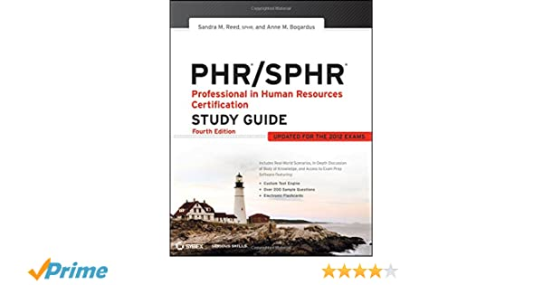 Phr/Sphr: Professional in Human Resources Certification Study Guide ...