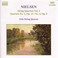 Nielsen, C.: String Quartets, Vol. 2