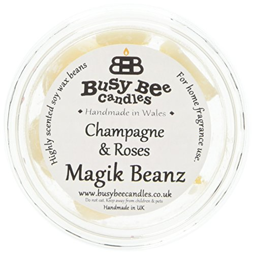 busy bee candles champagne