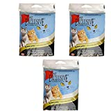 Intersand Cat Exclusive Scoopable Cat Litter, 10Kg (Pack Of 3)