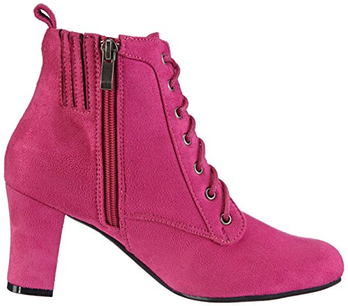 Hirschkogel by Andrea Conti 3617400028, Bottes femme Rose - Pink (pink 028)