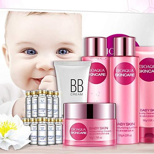 BIOAQUA Baby Muscle Hautpflegelotion - transparent