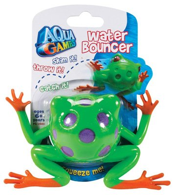 Frog Water Bouncer(Colors/Styles Vary)