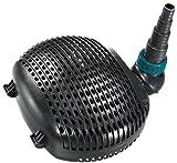 AquaForte Filter-/Teichpumpe EC-5000 5m³/h, Förderhöhe 3m, 26Watt