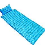 YX Shop Eis Pad Matratze Sommer Kühl Heat Hostel Einzel Wassermatratze Home Mat Student Wasser Eismatratze 190x75 cm (Farbe : 5#, größe : 5 m Water Pipe)
