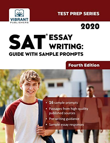 SAT Essay Writing Guide with Sample Prompts (Test Prep)