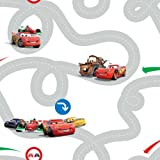 Graham & Brown kids@homeIII Papier peint enfant Cars Racetrack