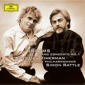 Brahms: Klavierkonzert Nr. 1 (Ltd. Edt.)