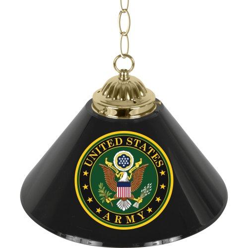 Spiel United States Marine (United States Army Single Schatten Gameroom Lampe, 35,6cm)