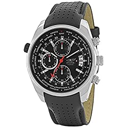 Aviator - Montre chronographe Worldtimer AVW8822G80