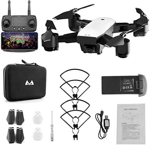 Kongqiabona SMRC S20W 6 Axes Axes Axes Gyro FPV Drone Portable RC Quadrocopter avec 2MP Caméra Pliable RC Hélicoptère Portable RC Modèle | Exquis (en) Exécution  492b89
