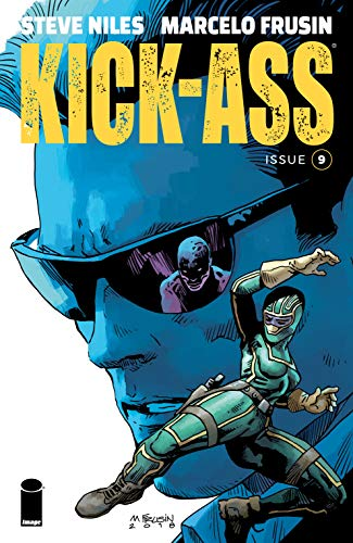 Kick-Ass #9 (English Edition) eBook: Steve Niles, Marcelo Frusin ...