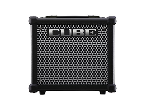 Roland CUBE-10GX Wired Black audio amplifier - audio amplifiers (346 mm, 179 mm, 317 mm, 4.7 kg)