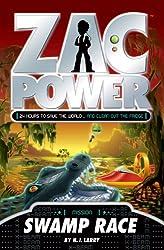 Zac Power: Swamp Race