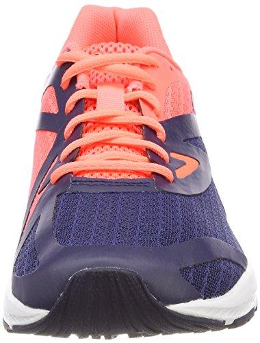 Asics Amplica, Scarpe Running Donna Blu (Indigo Blue/indigo Blue/flash Coral 4949)