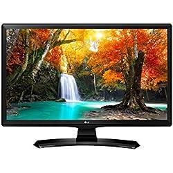 LG 28MT49VF, TV LED 28pulgadas, HD Ready, USB AutoRUN, Built-in Game, color negro (Black Glossy)