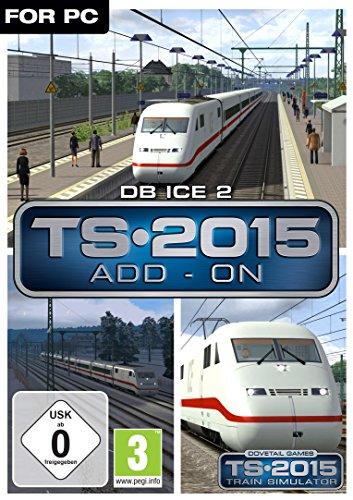 Train Simulator 2015 DB ICE 2 EMU
