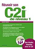 Image de Réussir son C2i de niveau 1, nouveau prix