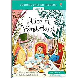 Alice in Wonderland (English Readers Level 2)