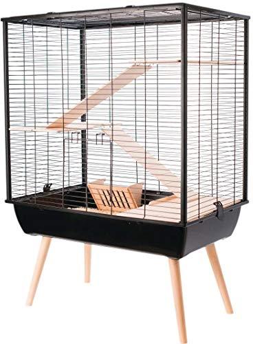 Zolux - Jaula Neo Cosy para grandes roedores de 80 cm.