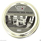 Cherry Blossom Premium Renovating Shoe Treatments and Polishes PCREN05 Grey 50.00 ml