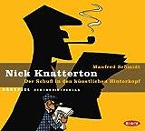 Image de Nick Knatterton - Der Schuß in den künstlichen Hinterkopf: Hörspiel