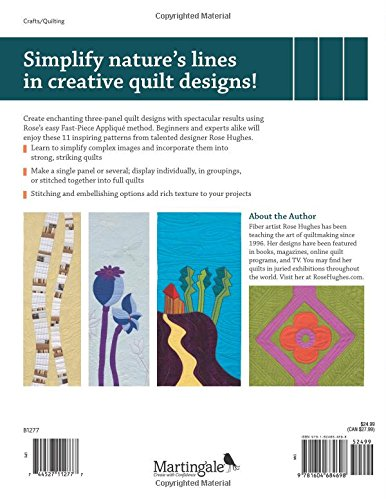 Fast-Piece Applique: Easy, Artful Quilts by Machine (That Patchwork Place)