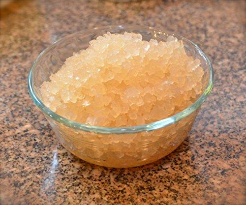 Japanische Wasserkefirkristalle zur Herstellung von Kombucha-Getränken/Vorspeisen aus lebenden Probiotika, 80g