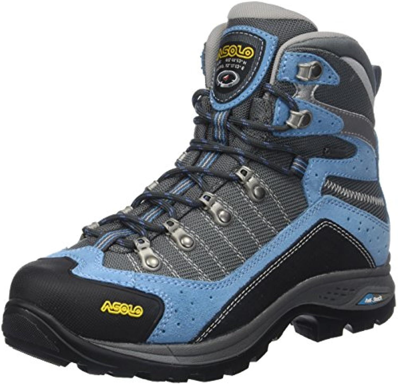 Asolo Drifter GV EVO ML - Zapatos de High Rise Senderismo Mujer