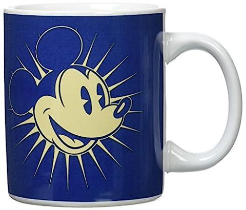 Kaffeetasse-Mickey (Treasures Keramik-becher)