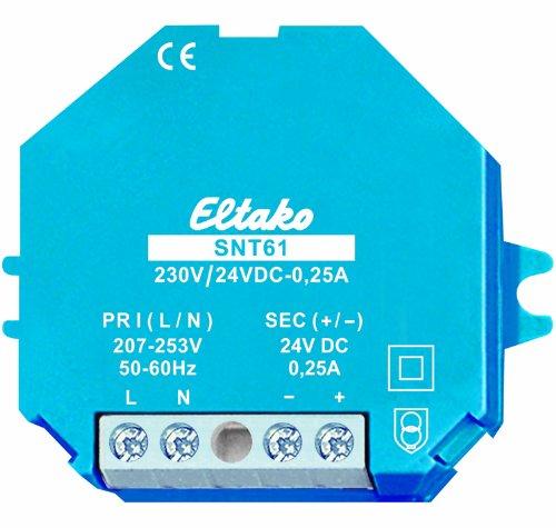 Eltako SNT61-230V/24VDC-0,2 Schaltnetzteil