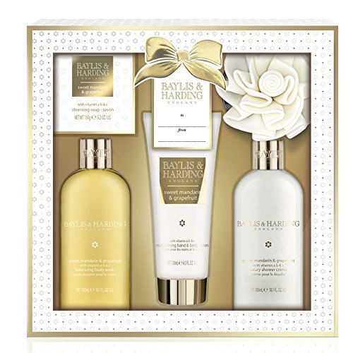 Baylis & Harding Pamper Set, Sweet Mandarin and Grapefruit