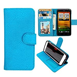 DooDa PU Leather Wallet Flip Case Cover With Card & ID Slots & Magnetic Closure For Asus Zenfone Selfie
