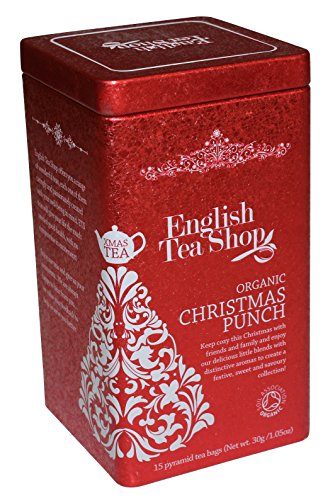 English Tea Shop - Organic Christmas Punch - 30g (Pack of 3)