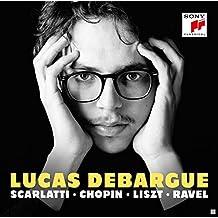 Lucas Debargue plays Scarlatti, Chopin, Liszt, Ravel