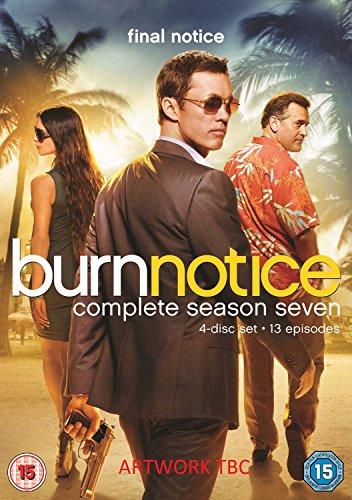 Burn Notice - Season 7 [4 DVDs] [UK Import]